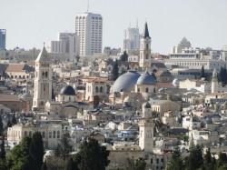 Крещение Вифлеем (4 ночи) – Иерусалим (1 ночь) – Тверия (2 ночи)