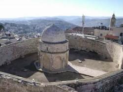 Храм Вознесения на Елеонской горе