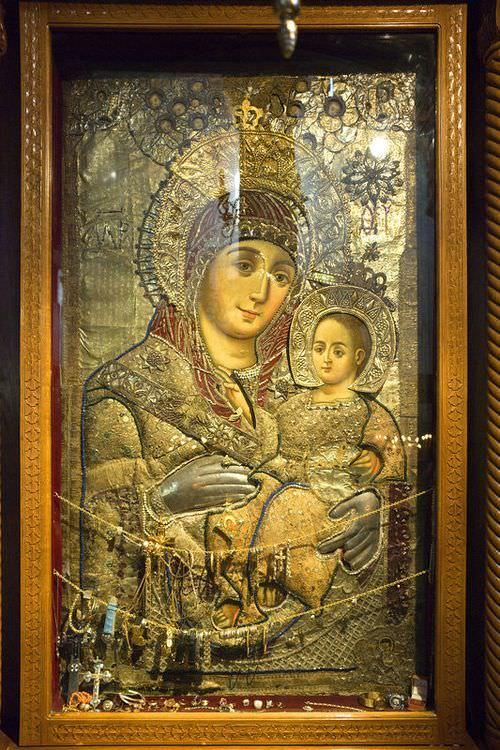 икона вифлеемская матерь божья: